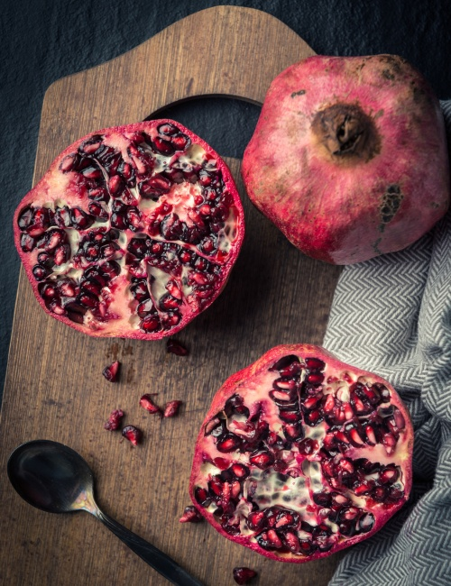 Healthy Pomegranate fruit