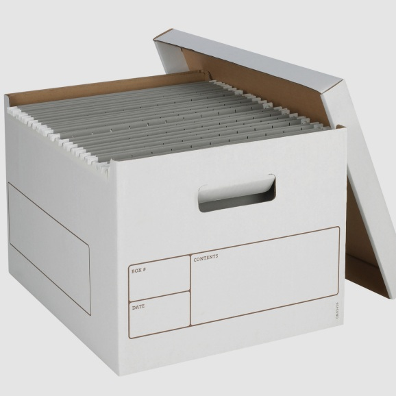 File storage box