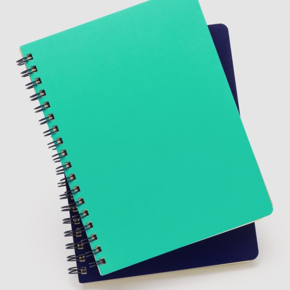 Notebook teal